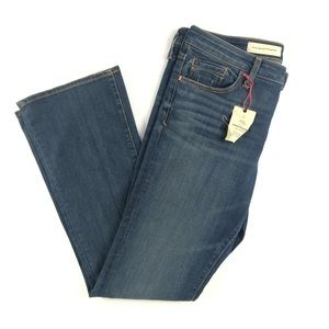 Pilcro & the Letterpress No 32 Stet Boot Cut Jeans